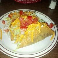 Photo taken at Mitla Cafe by Ernie J. on 8/8/2012