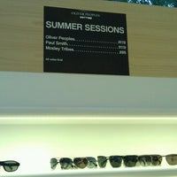 Photo taken at Oliver Peoples by Ryan R. on 7/19/2012