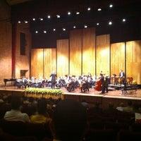 Photo taken at Teatro Metropolitano by Natalia F. on 9/1/2012