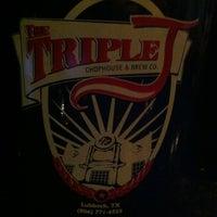 Photo taken at Triple J Chophouse by Santiago B. on 4/25/2012