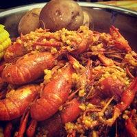 Photo taken at Cajun Kitchen by Rebecca A. on 2/26/2012