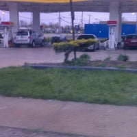 Photo taken at Shell by Dwayne A. on 4/1/2012