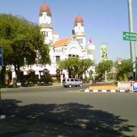 Photo taken at Lawang Sewu by Anastasia D. on 8/31/2012