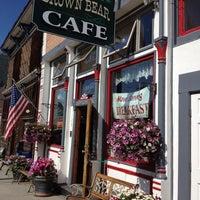 Brown Bear Cafe Silverton Menu