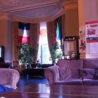 Photo taken at Palmers Lodge by Mari M. on 8/30/2012