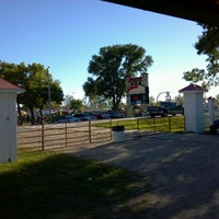 Photo taken at Clay County Fair Grounds by Robert F. on 9/9/2012