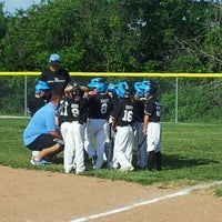 Photo taken at AJ Wilson Sports Complex by Christy D. on 5/30/2012