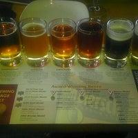 Photo taken at Gordon Biersch Brewery Restaurant by Robert W. on 4/21/2012