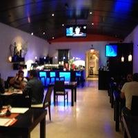 Photo taken at Tsuki Sushi & Bar by Diego C. on 3/7/2012