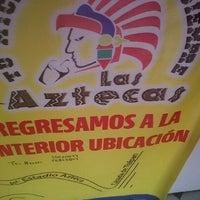 Foto tomada en Las Aztecas por Fabricio G. el 9/9/2012