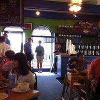 Photo taken at Cafe Brazil by Georgina T. on 6/10/2012
