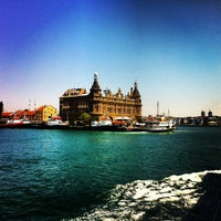 Photo taken at Haydarpaşa Garı by Resul K. on 7/22/2012