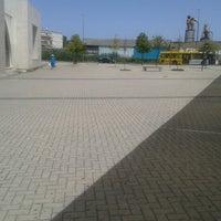 Photo taken at Metro Pontinha [AZ] by Catarina B. on 7/19/2012