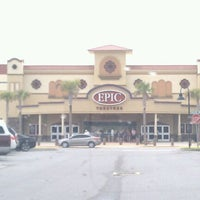 Photo taken at Epic Theatres of St Augustine by Joe O. on 6/1/2012