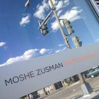 Photo taken at Moshe Zusman Photography Studio by John F. on 4/25/2012