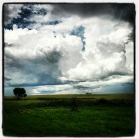Photo taken at Elgin Apple Orchard by Andrew D. on 7/28/2012