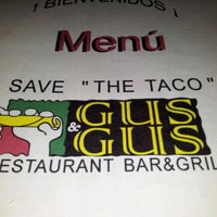 Foto tomada en Gus Gus por Gerardo C. el 4/21/2012