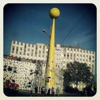 Photo taken at Donauzentrum by Daniel 🎸 S. on 8/24/2012