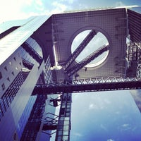 Photo taken at Umeda Sky Building by Robert M. on 9/13/2012
