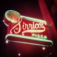 Photo taken at Sirrico's Pizza by Lucas M. on 8/2/2012