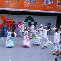 Photo taken at Teatro de la Ciudad by Shely V. on 9/4/2012