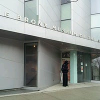 Foto tomada en Bronx Museum of the Arts  por Nahye K. el 2/25/2012
