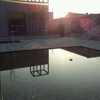 Photo taken at Hermann Nitsch Museum by Stefan W. on 3/23/2012