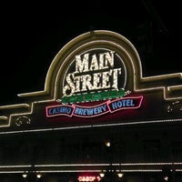 Photo taken at Main Street Station Casino, Brewery & Hotel by Gabriel H. on 2/5/2012