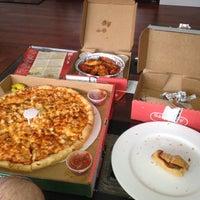 Photo taken at Sarpino's Pizzeria by Joe H. on 4/15/2012