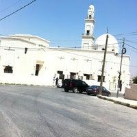 Photo taken at Al Hamshmyeen Mosque by Mahmoud D. on 5/20/2012