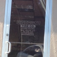 Photo taken at Discount Tire by Abygail B. on 7/6/2012