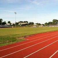Photo taken at Troy-Buchanan High School by Timothy G. on 5/23/2012