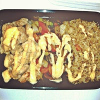 Photo taken at Hibachi Heaven by Nana B. on 7/10/2012