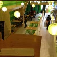 Photo taken at Edamame Sushi & Grill by Teresa J. on 3/31/2012