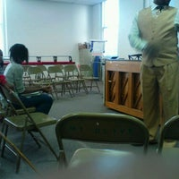 Photo taken at Pentecostal Temple Church Of God In Christ by Ray B. on 4/18/2012
