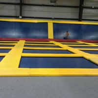 Photo taken at Sky High Sports by Jackie M. on 3/25/2012