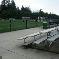 Photo taken at South Surrey Athletic Park by Hackair on 6/3/2012