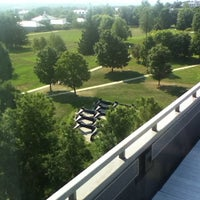 Photo taken at McCardell Bicentennial Hall by Nancie R. on 8/4/2012