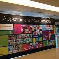 Photo taken at Microsoft France by Thomas C. on 4/13/2012