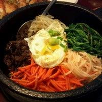Photo taken at SJ Omogari Korean Restaurant by John G. on 6/30/2012