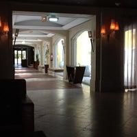 Foto tirada no(a) Hotel Campo Real Golf Resort & Spa por José P. em 6/20/2012