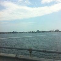 Photo taken at Margate Bridge by Meg W. on 6/10/2012