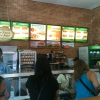 Photo taken at Subway by Gabriel S. on 8/4/2012