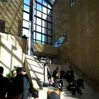Photo taken at Indiana University Art Museum by Beth M. on 3/4/2012