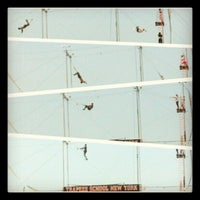 Photo taken at Trapeze School New York by Manny L. on 5/28/2012