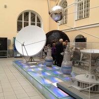 Снимок сделан в Центральный музей связи им. А. С. Попова пользователем Kate . 3/30/2012