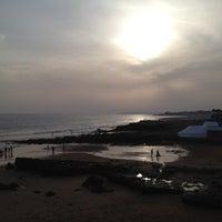 Foto tirada no(a) Praia do Moinho por Diogo A. em 5/16/2012