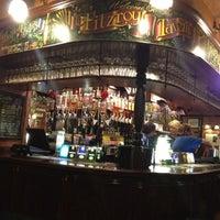 Photo taken at Fitzroy Tavern by Brendan G. on 6/18/2012
