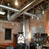 Photo taken at Exo Roast Co. by Mike S. on 5/21/2012