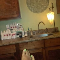Photo taken at One Eighty Wellness Spa by Alise B. on 6/28/2012